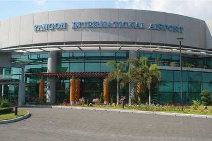 Yangon International Airport Is Just 4 5 Km Away From Hotel